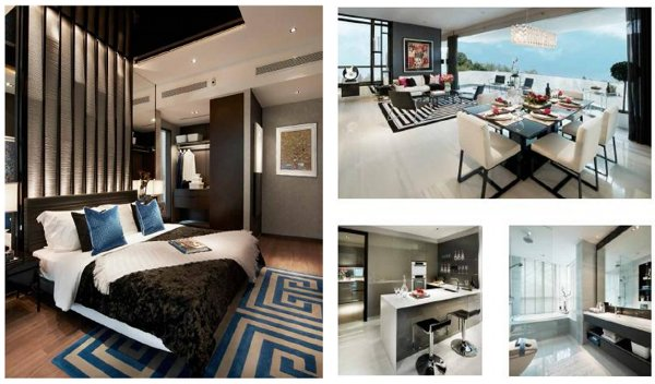 Hallmark-Residences-bedroom-dining