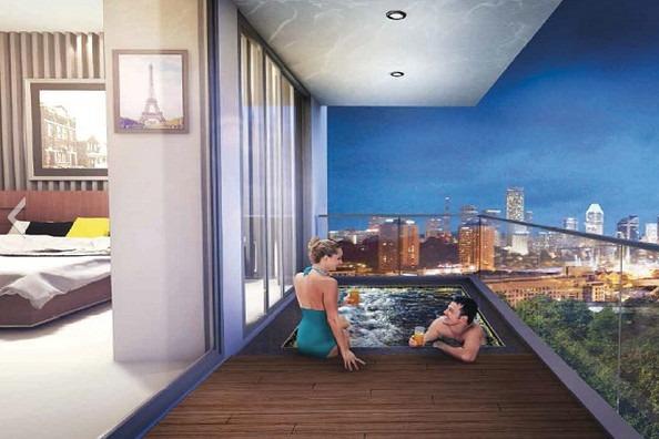 forte suites penthouse