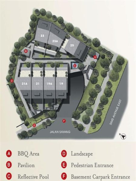 terra-villas-siteplan