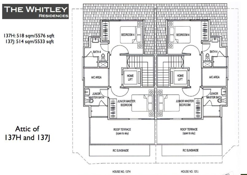 whitley-residences-floor-plan-137HJ-attic