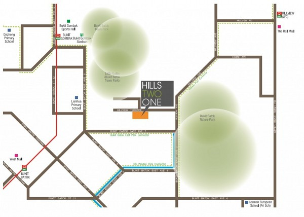 Hills-twoone-map