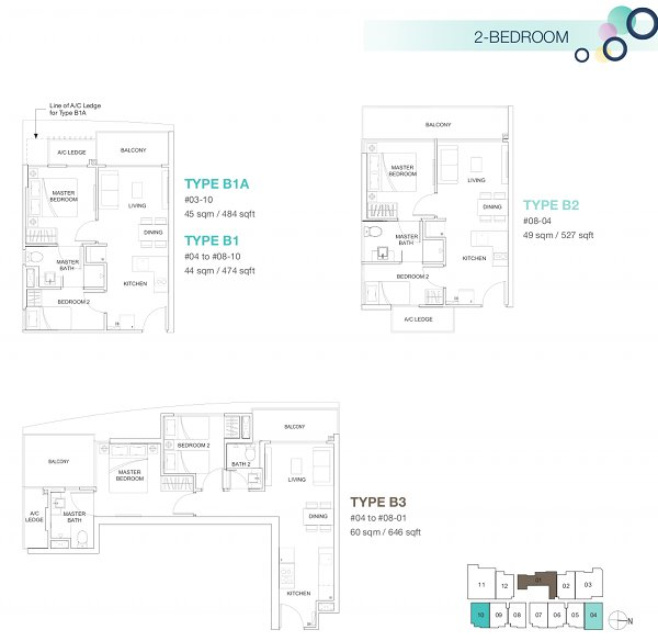 rezi-3two-2br-floor-plan