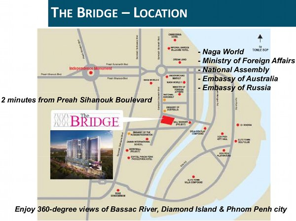 Hotline +65 6100 3515 THE-BRIDGE-cambodia-location-map The Bridge by oxley The Bridge @ Phnom Penh The Bridge @ Cambodia price The Bridge @ Cambodia floor plans The Bridge @ Cambodia brochure The Bridge @ Cambodia
