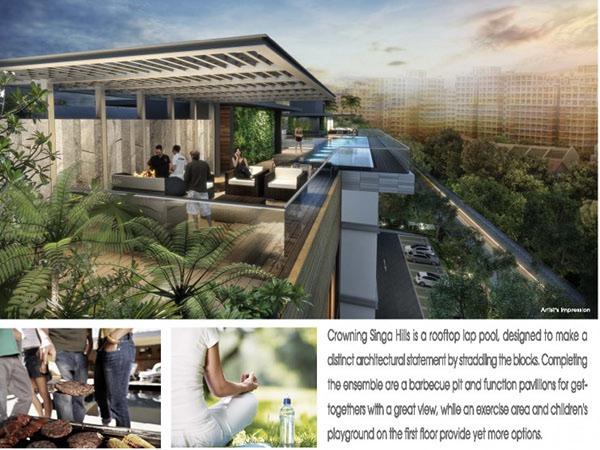 Singahills-pool