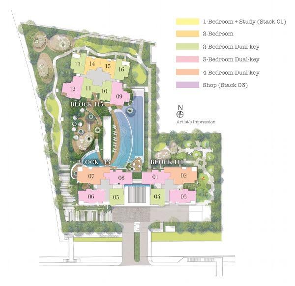 trilive-site-map