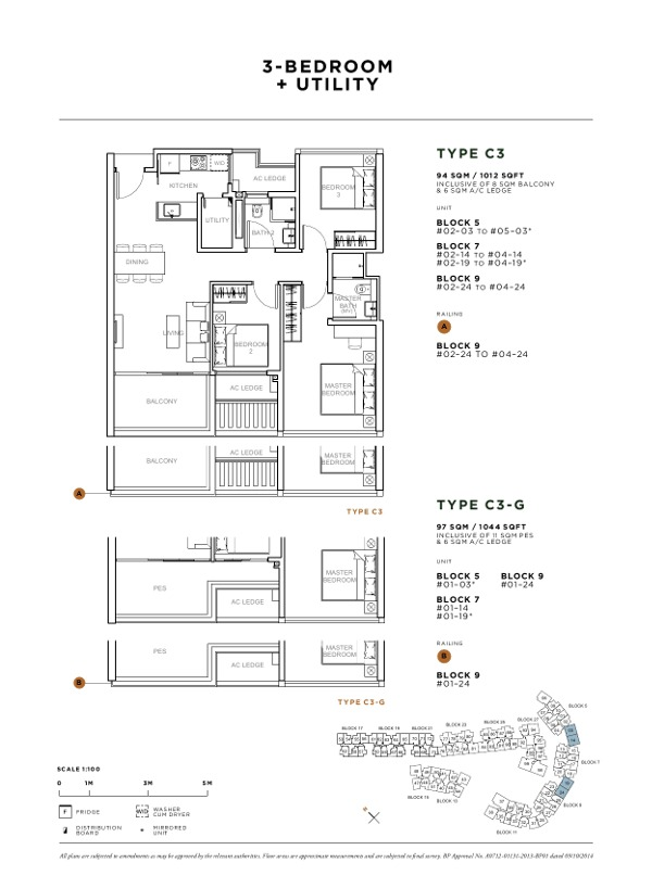 sophia hills 3br floor plan