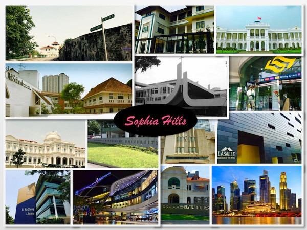 sophia hills amenities