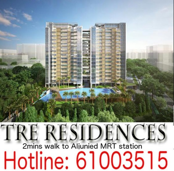 Hotline +65 6100 3515 tre-residences-facade-new Tre Residences price Tre Residences location Tre Residences floor plans Tre Residences discount Tre Residences brochure Tre Residences address Tre Residences @ Aljunied Tre Residences