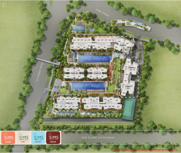 Sims-Urban-Oasis_site_plan