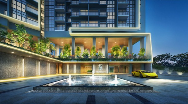 Sturdee-Residences-grand-entrance