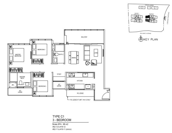 Thomson-impressions-3br-floor-plans