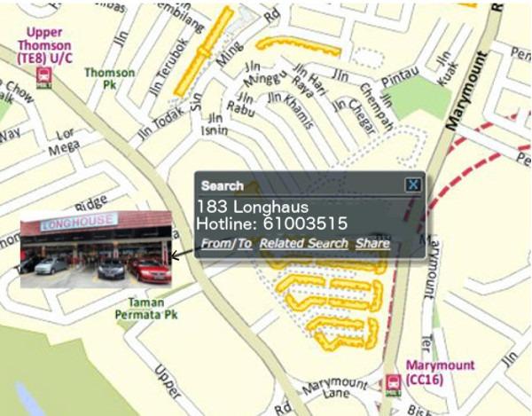 183 longahus location