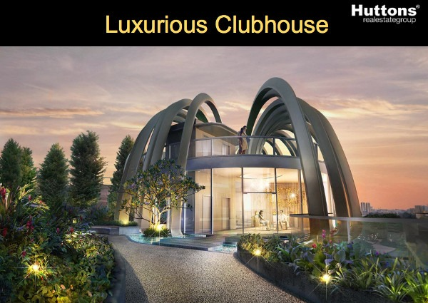 Stars of Kovan luxurious clubnouse