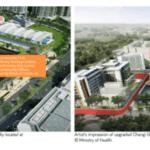 future development in Tampines