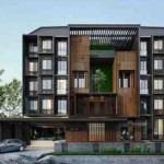 The Asana condo facade