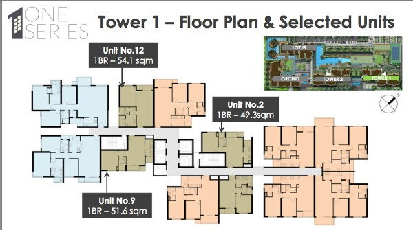 vista verde one series towe 1 floor plans