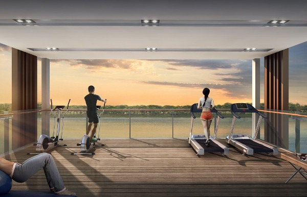 kingsford waterbay gym