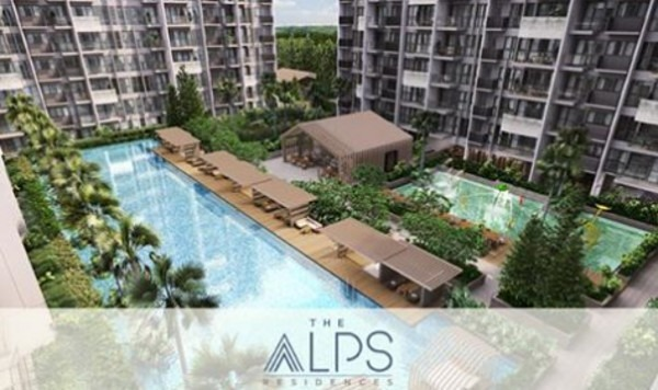 Alps Residences facade