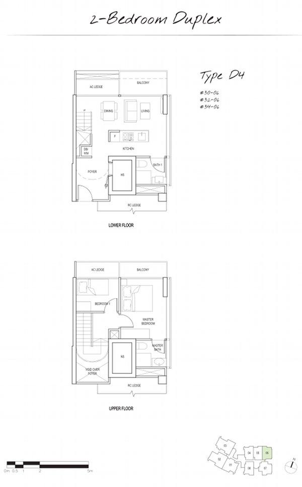 Spottiswoode Suites - 2 br