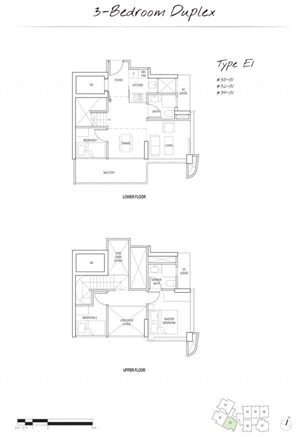 Spottiswoode Suites - 3 br