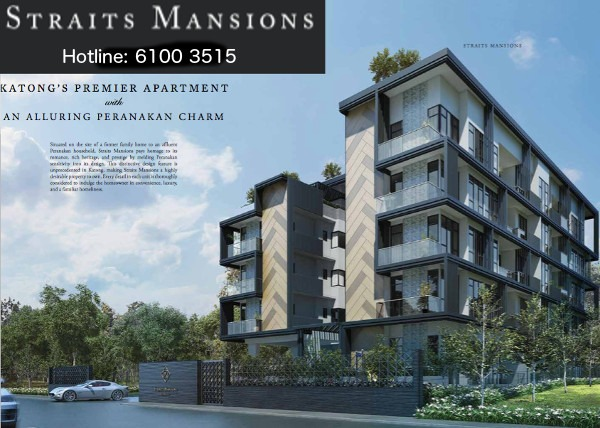 Straits Mansions @ 26 Sea avenue