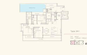 Floor Plans 3 bedroom Three Balmoral