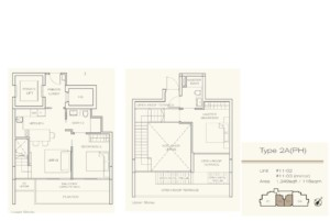 Floor Plan Three Balmoral