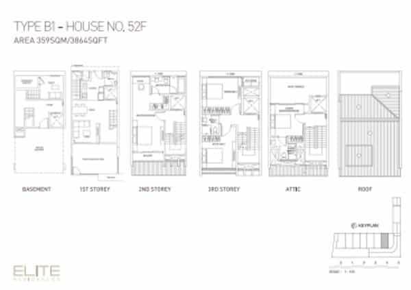 Hotline +65 6100 3515 Elite-Residences-floor-plans